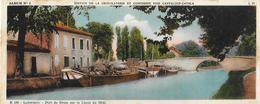 11)  BRAM   - Port De Bram Sur Le Canal Du Midi - Bram