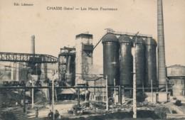 H203 - 38 - CHASSE - Isère - Les Hauts Fourneaux - Andere Gemeenten