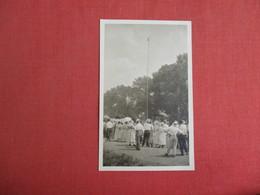 RPPC   Man ? On Top Of Pole  Ref. 3084 - Asia