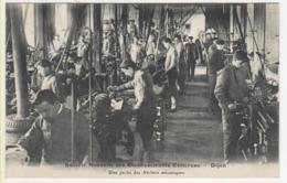 ° 21 ° DIJON ° Société Nouvelle Des Etablissements Cottereau ° Une Partie Des Ateliers Mécaniques ° - Dijon