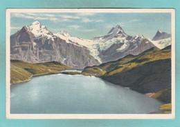 Old Post Card Of Grindelwald, Berne, Switzerland R77. - BE Berne
