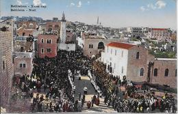 ISRAEL-Bethehem Xmas Day-MO - Israel
