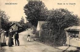 Tancrémont - Route De La Chapelle (animée, Boutique Objets Religieux, Edit. Dumont) - Pepinster