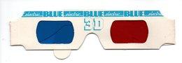 """ ELECTRIC BLUE "" . LUNETTE 3D - Réf. N°20082 - - Non Classificati"