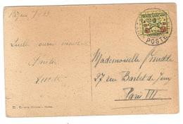 10236 - Pour La France - Lettres & Documents