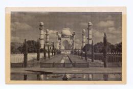 Bibi Ka Maqbara ( The Ladies Mausoleum) For Emperor Aurangzeb's Favourite Wife, Aurangabad, India, Lot # IND 359 - Monumenti