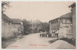 CPA 51 GIFFAUMONT Rue De Chatillon - Otros Municipios