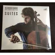 Alexander Ramm, Cello: Benjamin Britten Cello Suites Nos 1-3, Melodia, New - Classical