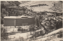 AK -Tschechien - JOACHIMSTHAL (Jachymov) - Panorama Mit Kurhotel Radium Palace 1929 - Tschechische Republik