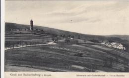 AK -Tschechien   - Gruss Aus KATHARINABERG - Blick Zur Jahnwarte Mit Gastwirtschaft 1929 - Tschechische Republik
