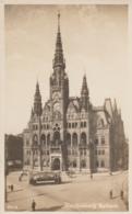 AK - Tschechien - REICHENBERG (Liberec) - Rathaus Mit Strassenbahn 1929 - Tschechische Republik