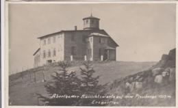 AK - Tschechien  - PLESSBERG (Plesivec) Im Erzgebirge - Aberthamer Aussichtswarte 1931 - Tschechische Republik