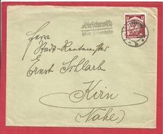 Y&T N°526 SOBERNHEIM     Vers  KERN  1933 - Deutschland