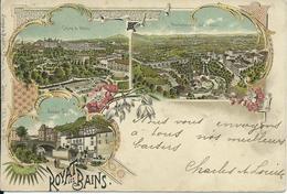 Royat Les Bains 1897 - Royat