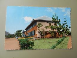 REPUBLIQUE CENTRAFRICAINE BANGUI COLLEGE DES RAPIDES BATIMENT DES ELEVES - Central African Republic