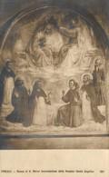 ITALIE FIRENZE MUSEE DI S. MARCO INCORONAZIONE DELLA VERGINE  BEATE ANGELICA - Firenze