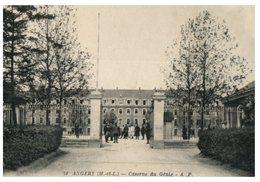 (ORL 100) Very Old Postcard - Carte Ancienne - France - Angers - Casere Du Génie (1929) - Casernes