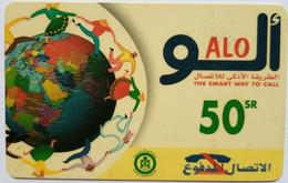 ALO - Saudi Arabia