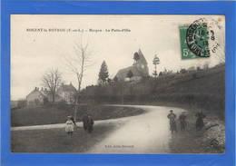 28 EURE ET LOIR - NOGENT LE ROTROU Margon, La Patte D'Oie (voir Descriptif) - Nogent Le Rotrou