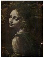 (156) UK  - National Gallery Museum - Leonardo Da Vinci - The Virgin - Museum