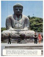 (156) Japan - Kamakura Daibutsu (Great Buddha) - Bouddhisme