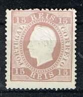 Portugal 1870, Michel# 36 YC (*) - 1862-1884 : D.Luiz I