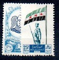 1948 Mi 546-7 MNH (108) - Syrien