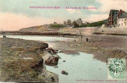 Boulogne  Sur  Mer -   La  Route  De  Wimereux.. - Boulogne Sur Mer