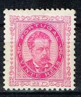 Portugal 1882, Michel# 62 * - Used Stamps