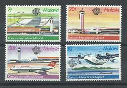MALAWI YVERT 405/8     MNH  ** - Malawi (1964-...)