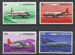 MALAWI YVERT 178/81     MNH  ** - Malawi (1964-...)