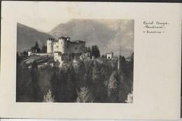 CASTEL CAMPO - GIUDICARIE - TRENTINO - FORMATO PICCOLO - VIAGGIATA 29.05.1941 DA LAVARONE CAPPELLA - Kastelen