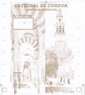 Spanien Cordoba Kathedrale Mezquita Eintrittskarte 2003 - Eintrittskarten