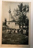 AK  ALBANIA  VALONA  1924. - Albanien