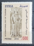 SYRIA NEW 2018 MNH Stamp - International Day Of Tourism - Archaeology - Syria