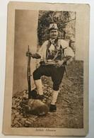 AK  ALBANIA   FOLK  ETHNIC   COSTUME  1917. - Albanien