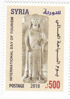 Syria New Issue 2018, Internayt.Day Of Tourisme, Archeology 1v.complete Set ,High Value- SKRILL PAY ONLY - Syria