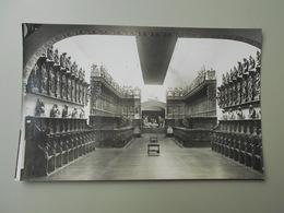 ESPAGNE CASTILLA Y LEON VALLADOLID MUSEO N. ESCULTURA SILLERIA DE S. BENITO EL REAL - Valladolid