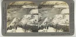 Photo Stéréoscopique - American Falls, Niagara, Usa - Photos Stéréoscopiques