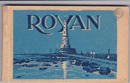 CPA  ROYAN  17 : Carnet De 17 Cartes - Royan