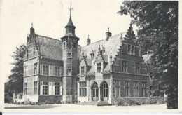 Schoten - Schooten - Kasteel Villers - Mariaburcht - Opleidingscentrum Tot Gezinsleven - Château - Circulé - TBE - Schoten