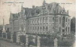 Willebroeck - La Crèche - Circulé En 1906 - Animée - Kasteel - Château - BE Zie Scan - Willebroek