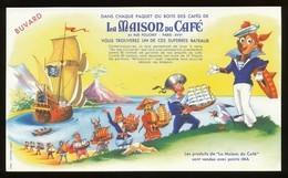 Buvard - La MAISON Du CAFE - Café & Thé