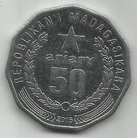 Madagascar 50 Ariary 2016. - Madagascar