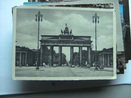 Duitsland Deutschland Berlijn Berlin Brandenburger Tor - Brandenburger Deur