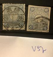V57 Japan Collection High CV - Usati