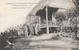 Seychelles MAHE Casse - Dent Foret Noire Estate   Scs94 - Seychelles