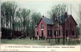 80 NOUVION EN THIERACHE - Domaine De Guise Maison Forestière - France