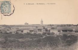 CPA - St Thibéry - Vue Générale - Frankreich