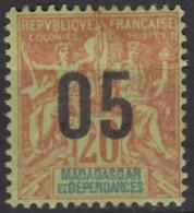 N° 112 - Neuf Sans Gomme - - Madagascar (1889-1960)